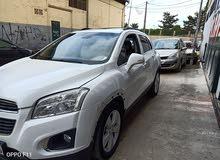 Chevrolet trax lt 2014 kilométrage 163000