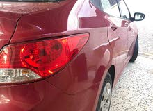 1 - 9,999 km Hyundai Accent 2014 for sale