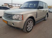 Beige Land Rover Range Rover HSE 2007 for sale