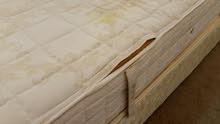 سرير مع مرتبه للبيع