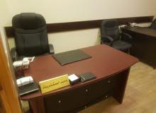 مكتب راقي جدا ومجهز أعلى مستوى للبيع جليم ش مصطفى ماهر خطوات من البحر