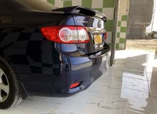 Diesel Fuel/Power   Toyota Corolla 2013