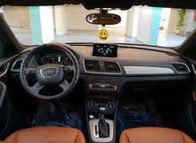 Audi Q3 car is available for sale, the car is in Used condition