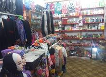 محل ملابس للبيع في ابي الخصيب