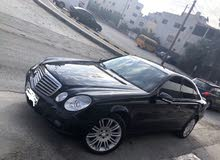 Mercedes Benz E 350 made in 2008 for sale