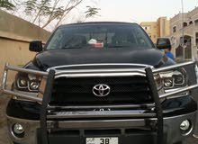 Automatic Black Toyota 2007 for sale