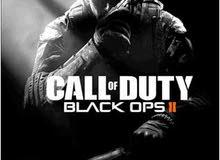 دسكة 2 CALL of DUTY: BLACK OPS للبيع