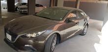 Mazda 3 2016 , 20000 kilometer like new