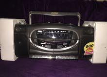 مسجل و راديو من SUNNY