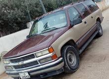 Gasoline Fuel/Power   Chevrolet Suburban 1997