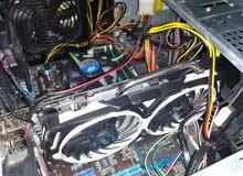 كمبيوتر كيس العاب بموصفات عاليه