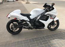Used Suzuki motorbike up for sale in Amman