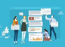 مسوق الكتروني محترف - ابحث عن عمل عن بعد بدون راتب ثابت فقط بالعمولة على الاداء
