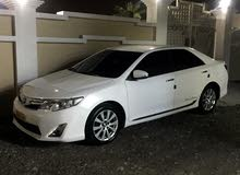 Toyota Camry 2014 For sale - White color