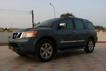 Used condition Nissan Armada 2012 with 170,000 - 179,999 km mileage
