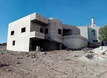 بيت قيد الانشاء منطقه زحوم الكرك