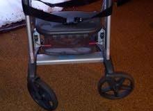 كروسه للمساعده عالمشي لكبار السن ودوي العلاج للمشي