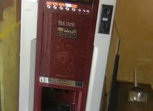 ماكنية مشروبات سريعة tea time