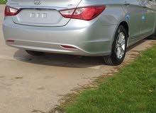 Hyundai Sonata 2012 For sale - Silver color