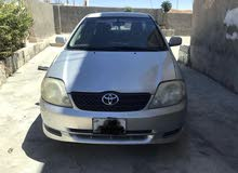 2001 Used Toyota Corolla for sale