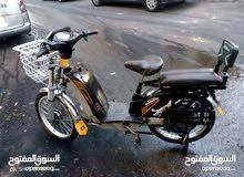 مطلوب دراجة كهربا مثل اللي بصورة