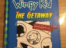 wimpy kid book