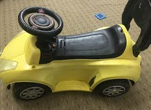 حجلة وحمالة وجنطة وسيارة