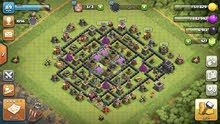 حساب clash of clans للبيع