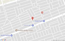 مشتمل طابقين للبيع تقاطع الشعب قرب سيارات الحسينية شارع عريض 30 متر للاتصال 0773