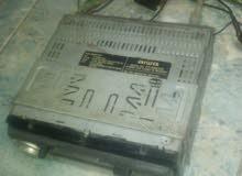 جهاز راديو للسيارات من نوع aiwa مستعمل للبيع