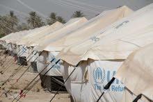 متابعة و مراقبة العمل في المخيمات