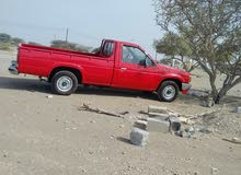 For sale 1991 Red Pickup