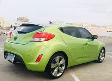 Used condition Hyundai Veloster 2012 with  km mileage