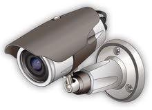 كاميرات مراقبة بأقل الاسعار وأفضل الامكانيات وضمان حقيفي وصيانة دورية..