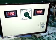 إستبليزر رافع ومثبت للكهرباء جميع القدرات