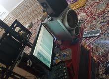 ستوديو كامل للبيع بدون كارت صوت مع حاسبة 3هارد مع برامج ولوبات واصوات وايقاعات