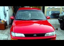 Toyota Corolla made in 1993 for sale
