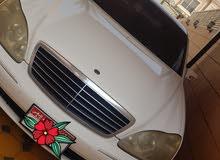STYLISH CLASSIC MERCEDES S 500 / SUNROOF/TELEPHONE/4 DOOR/CD/RADIO/SMOOTH DRIVING