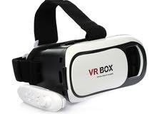 نظاراة العجيبة VR BOX  الواقع الإفتراضي