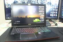 لاب توب قيمنق MSI GAMING GE62 Apache Pro-001