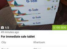 New tablet for sale in Khartoum