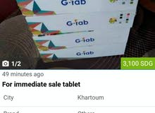 g tab داعم للسريحة ... جي تاب واي فاي فقط