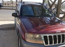 Jeep جراند شروكي 1999