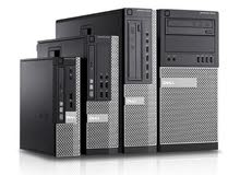Dell Optiplex 9010 MiniTower with High Specs + Benq Flicker Free EyeCare Monitor