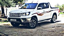 Used Toyota Hilux in Al Karak