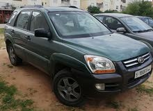 2007 Used Sportage with Automatic transmission is available for sale