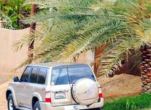 Nissan Patrol made in 2003 for sale