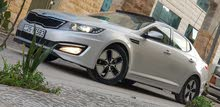 Silver Kia Optima 2014 for sale