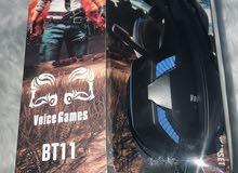 سماعة voice games BT11 توصيل مجاني