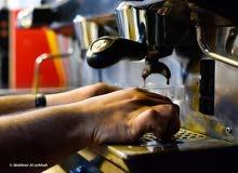 مطلوب اسطي مكينه اكسبريس معلم قهوه نصف توكه